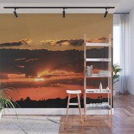 Tucson Sunset I Wall Mural