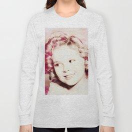 Shirley Temple Long Sleeve T-shirt