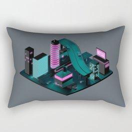 Nippon 2061 Rectangular Pillow