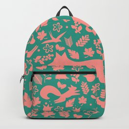 Finnish forest - Springtime fun Backpack