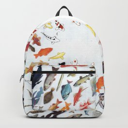 Fish Backpack
