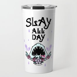 Slay All Day Travel Mug