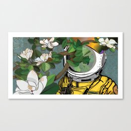 Magnolianaut Canvas Print