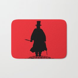 Jack The Ripper Bath Mat
