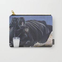 Dairy is a Mother's Tears Carry-All Pouch