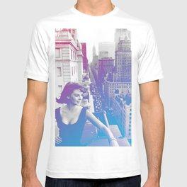 Natalie Wood Cityscape T-shirt