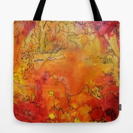 Yellow Dreams Tote Bag