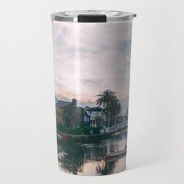 Venice Beach, Los Angeles Travel Mug