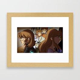 Pidge/Katie Holt Voltron Framed Art Print