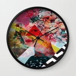 Eye2Eye Wall Clock