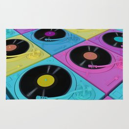Party color Rug