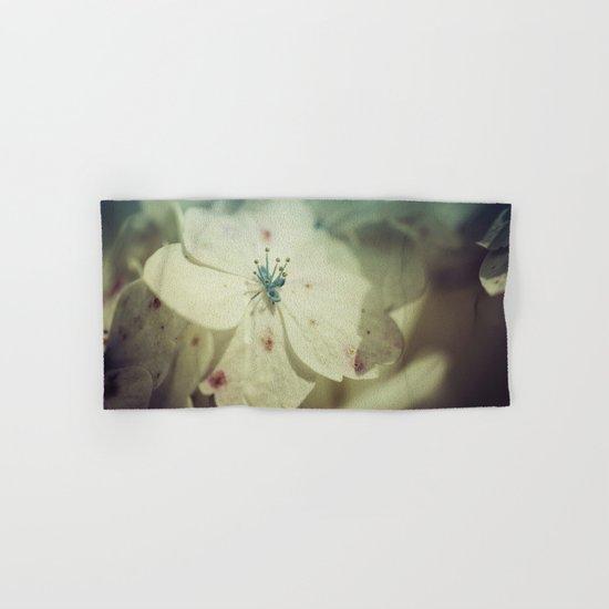 Hydrangea Hand & Bath Towel