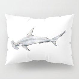 Hammerhead shark for shark lovers, divers and fishermen Pillow Sham