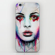 EXTENSION OF YOU iPhone & iPod Skin