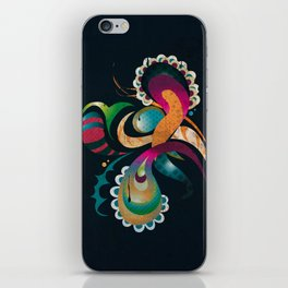 Organic 4 iPhone Skin