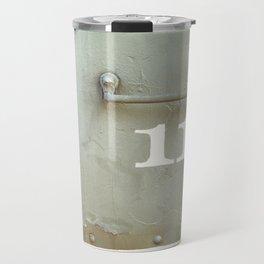 112 Travel Mug
