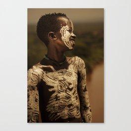 Ethiopia 9 Canvas Print