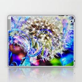 Abstract - Perfektion - Pusteblume Laptop & iPad Skin