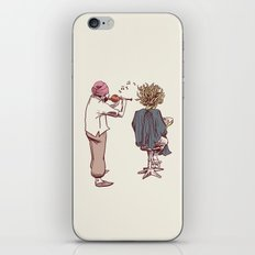 New Hairstyle iPhone & iPod Skin