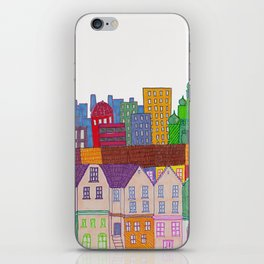 Pretty City iPhone Skin