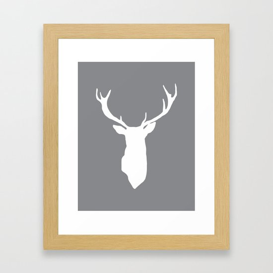 Deer Antlers by aldariartstudio