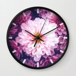 LaPinko Flower Wall Clock