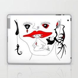 LADY MOMO Laptop & iPad Skin