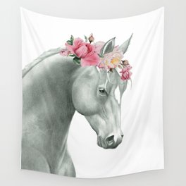 Spring Racing Wall Tapestry