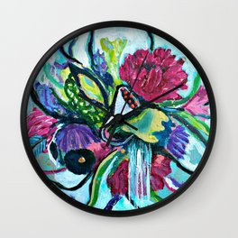 Unraveling Wall Clock