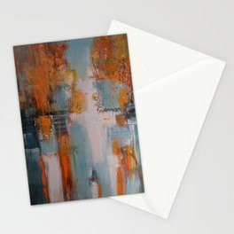 Painted Reflections Stationery Cards