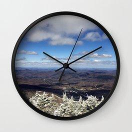 Killington View Wall Clock
