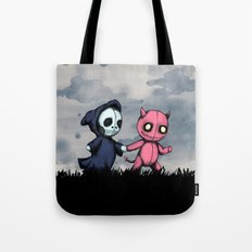 Best Hell Friends Tote Bag