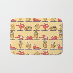Sloth Yoga Bath Mat
