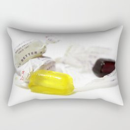 Fox's Fruit Glaziers. Rectangular Pillow