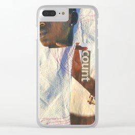 Mudra Clear iPhone Case