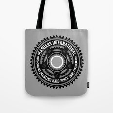 Mashers International (light grey) Tote Bag