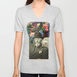 Odd Scientist Unisex V-Neck