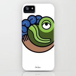 Hacienda San Lucas Toad iPhone Case
