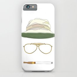 Movie Icons: Fear and Loathing in Las Vegas iPhone Case