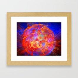Plutonium-239 Framed Art Print