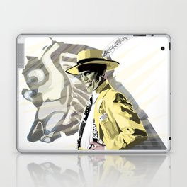 The Mask of Loki Laptop & iPad Skin