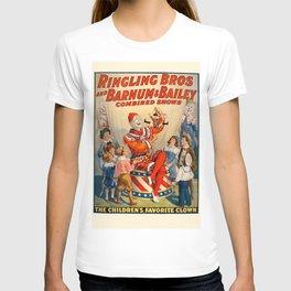 clown barnum T-shirt