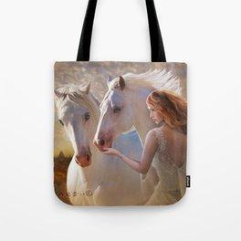 A Celtic Fantasy Tote Bag