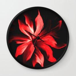 RED HOT BABY!! Wall Clock