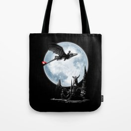 Toothless: The Night Fury Tote Bag