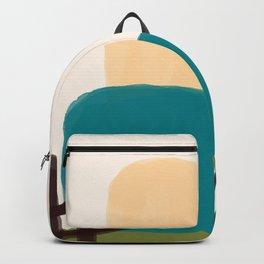 Fresh Garden #illustration #minimal Backpack
