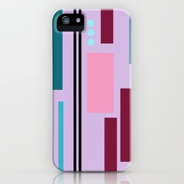 Living for Love iPhone Case