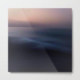 Seascape blue Metal Print