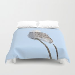 My kind of marshmallow Duvet Cover