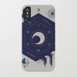 Crescent iPhone Case